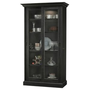 Meisha ll Lighted Curio Cabinet by Howard..