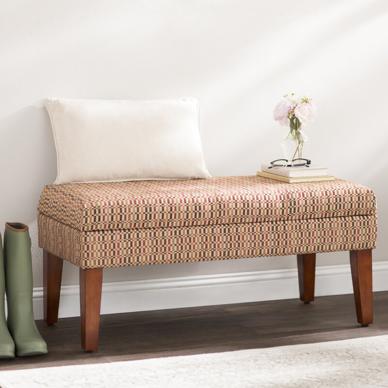 Attrayant Birkett Decorative One Seat Bench With Storage