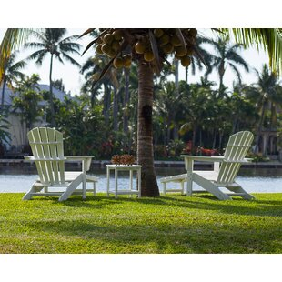 Superieur South Beach 3 Piece Conversation Set