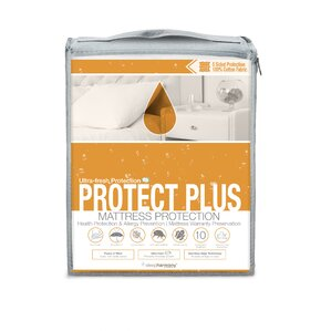 Protect Plus Hypoallergenic Waterproof Mattress Protector by Glideaway