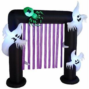 Halloween Inflatable Archway | Wayfair
