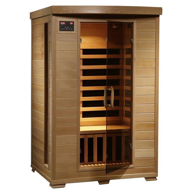 Modular Baltic Leisure 2 Person Far Infrared Sauna