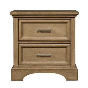 Chelsea Square 2 Drawer Nightstand by Stone & Leigh? by Stanley Furniture