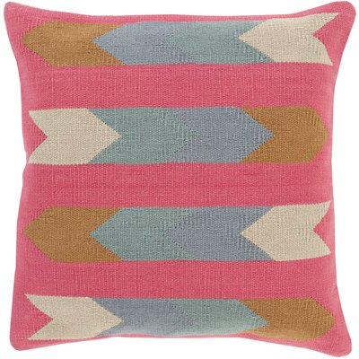 Turn on the Brights Lindel Cotton Throw Pillow