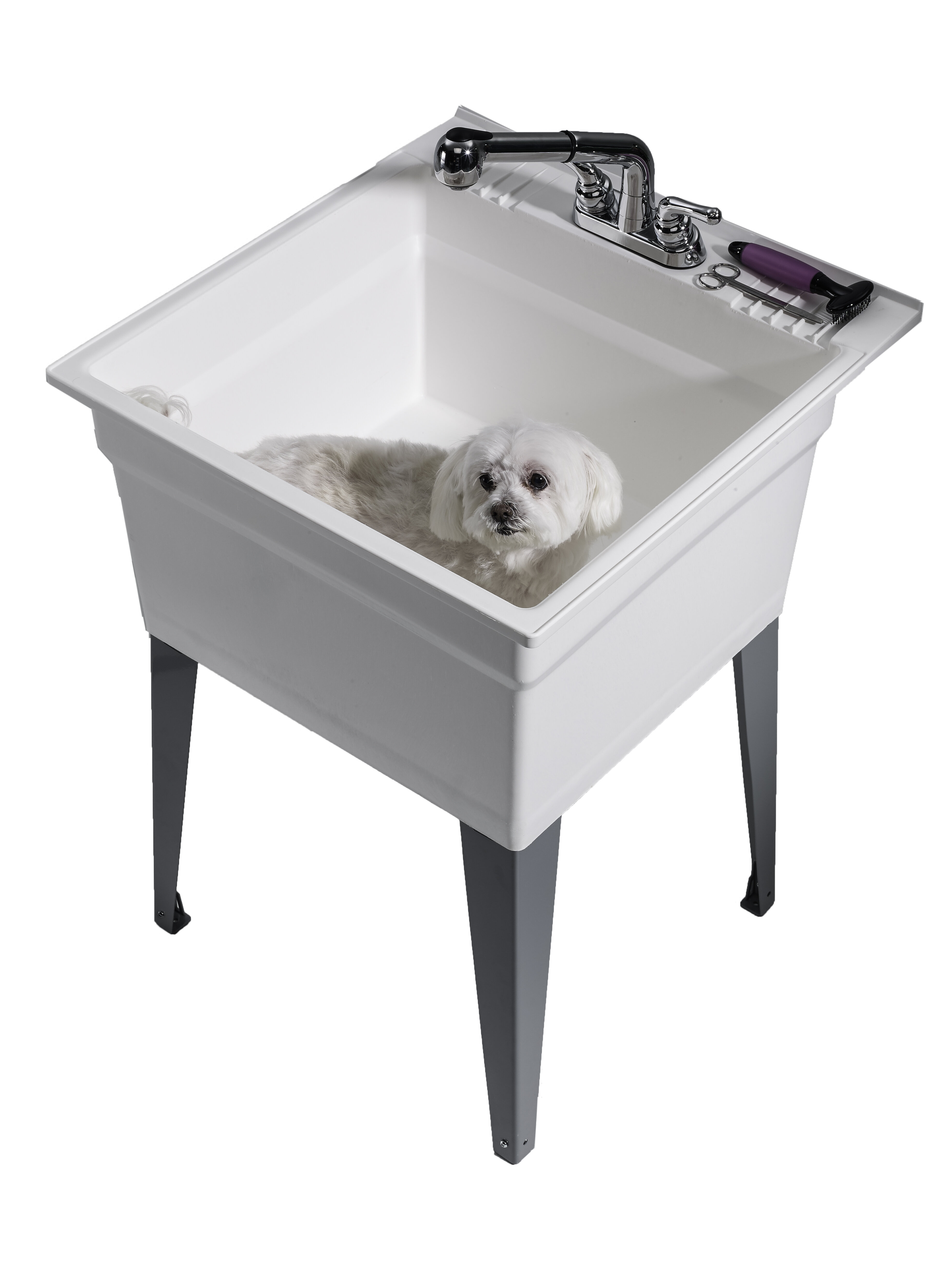Laundry & Utility Sinks You\'ll Love | Wayfair