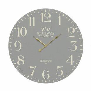 office large size floor clocks wayfair. Cobden 60cm Wall Clock Office Large Size Floor Clocks Wayfair A