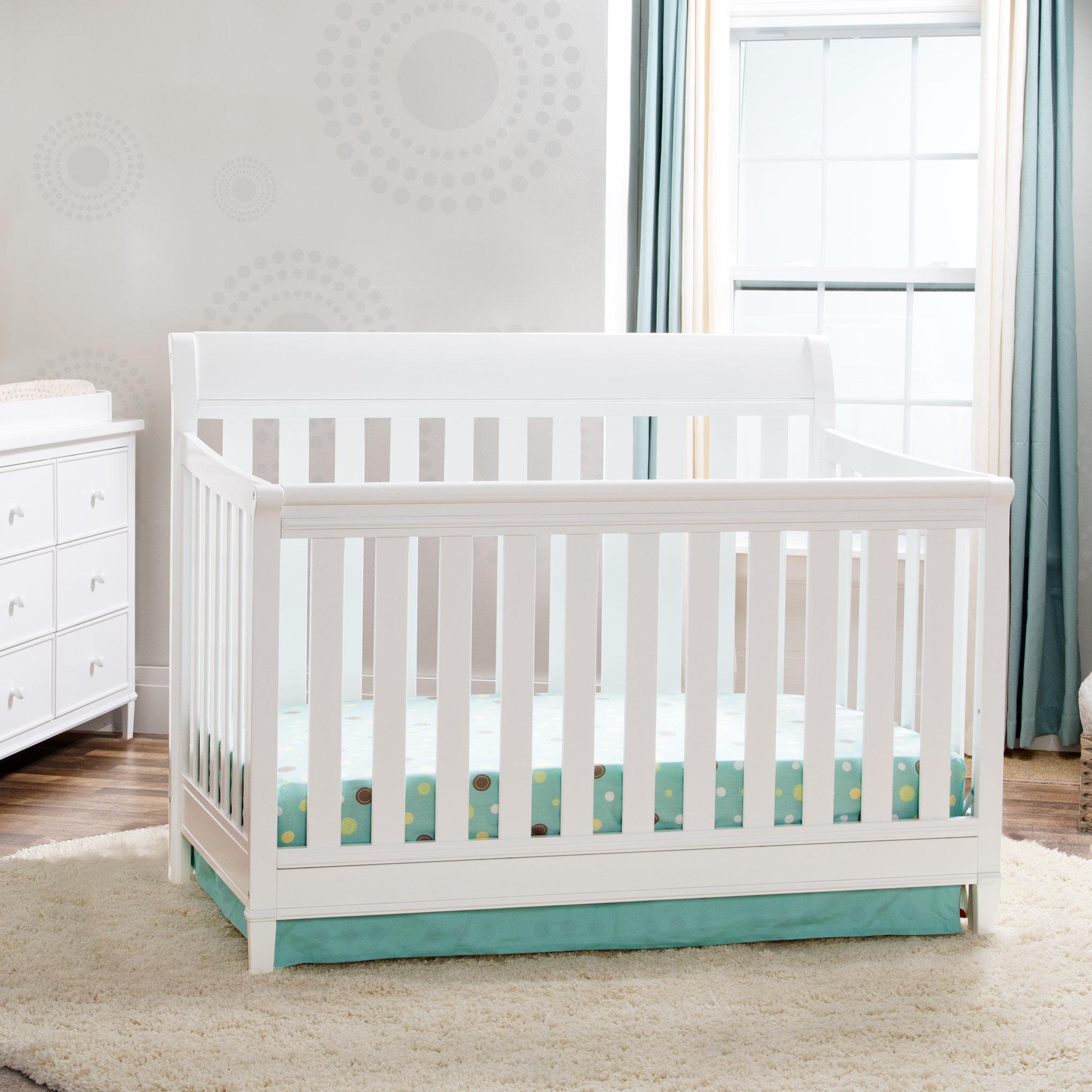 d01ea4b56 Delta Children Haven 4-in-1 Convertible Crib   Reviews