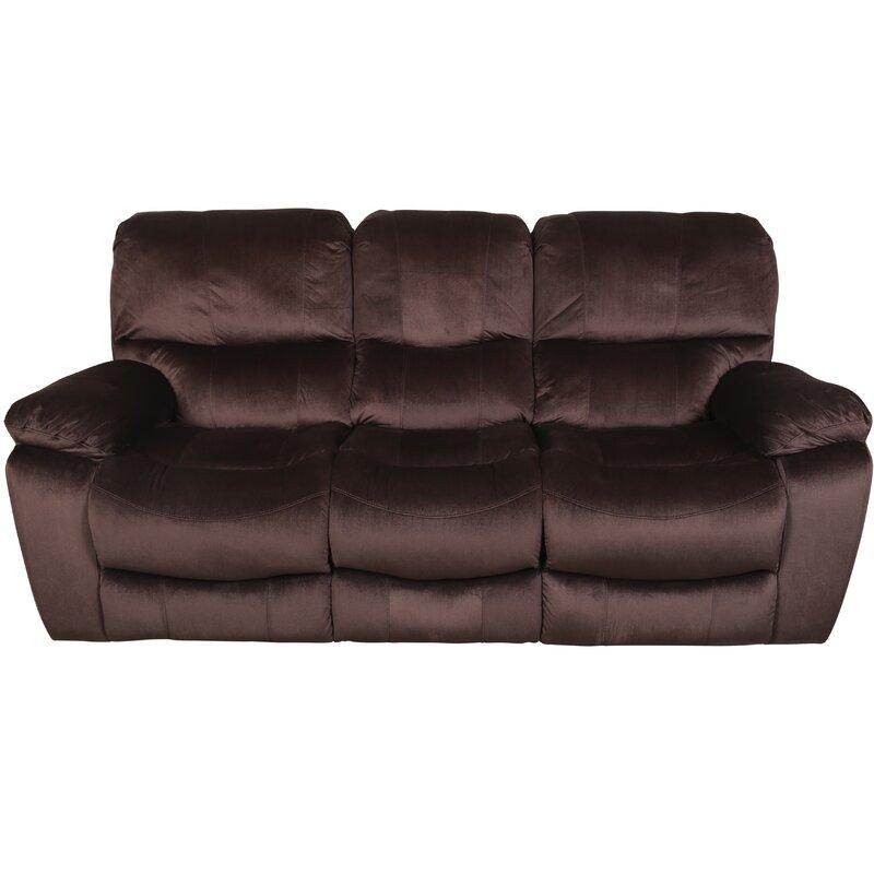 Rashida Modern Reclining Sofa