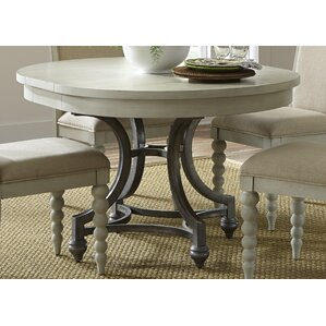 Round Dining Room Tables round kitchen & dining tables you'll love | wayfair