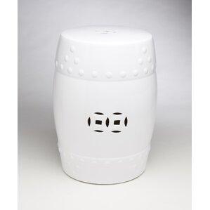 Nice Ceramic Drum Stool