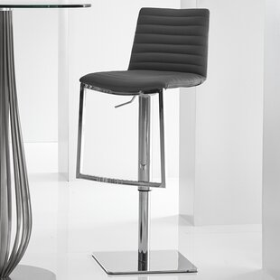 London Adjustable Height Bar Stool