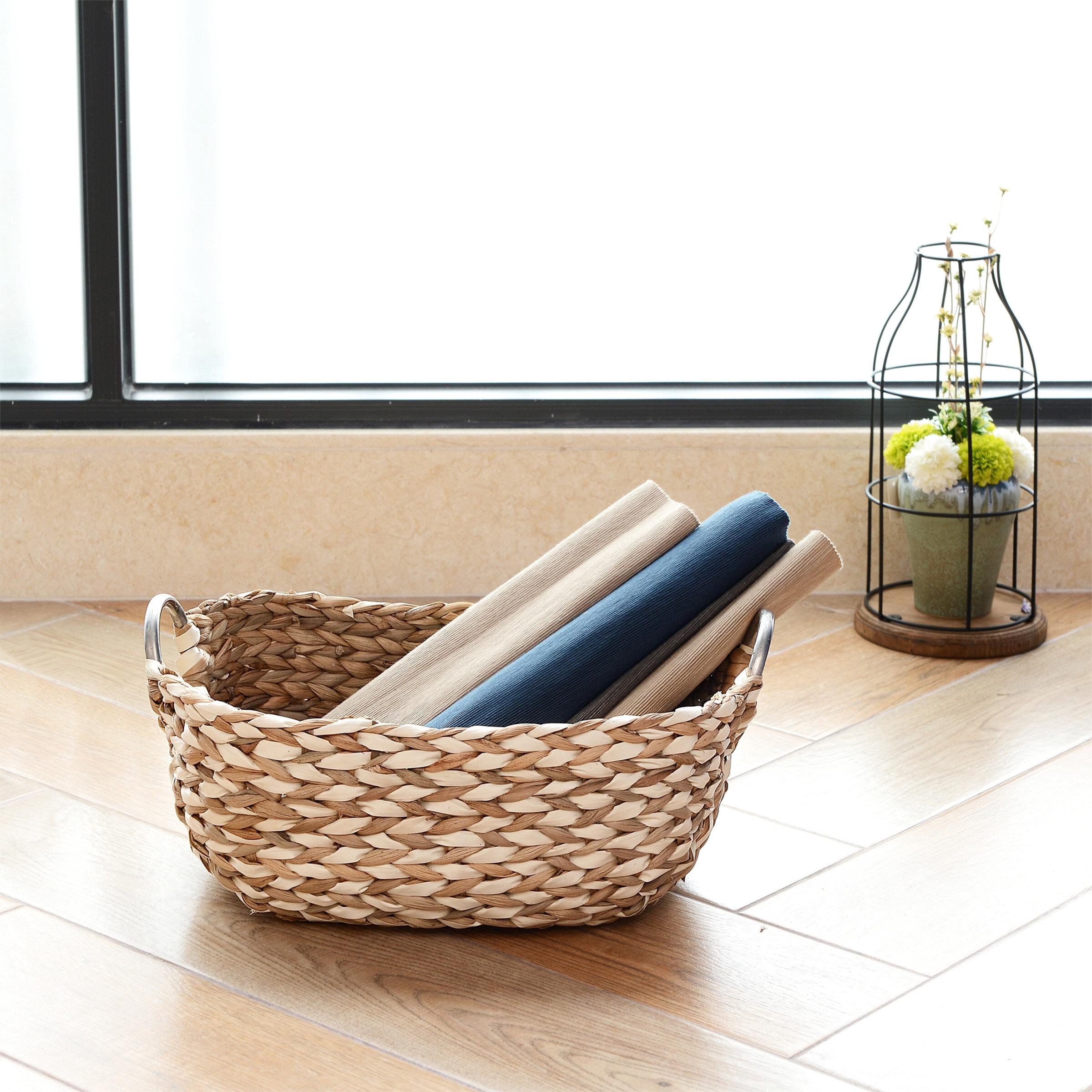 Basket For Stairs | Wayfair