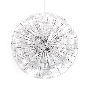 Extra large pendant lighting wayfair edenbridge 6 light globe pendant light audiocablefo