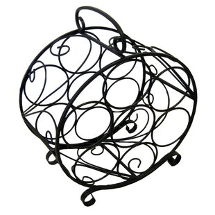 Wine Storage Circular 7 Tabletop Bottle Wine Rack