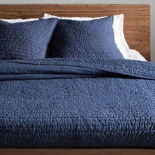 Navy Twin Quilts Coverlets Sets You Ll Love Wayfair