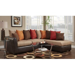 Corianne Sectional by dCOR des..