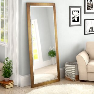 Modern Gold Full-Length Mirrors | AllModern