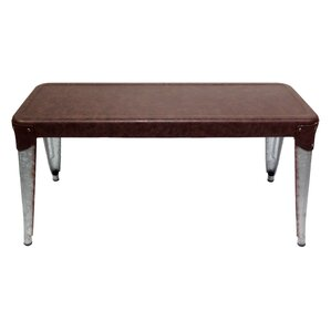 Smokey Cabin Upholstered Bench by Wilco H..
