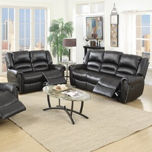 Ingaret 2 Piece Living Room Set by Red..