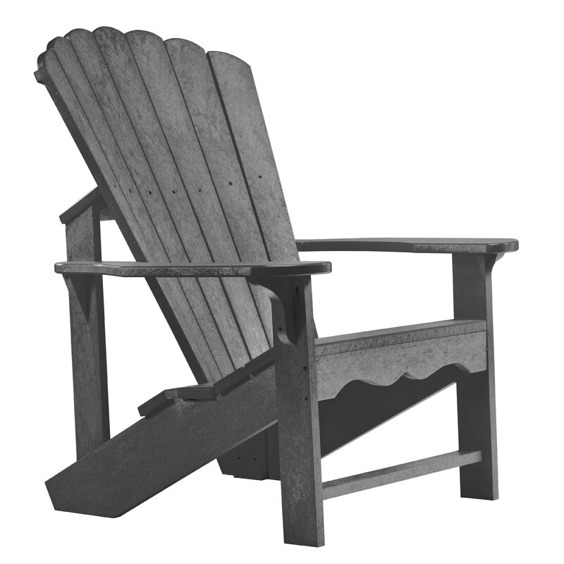 Zander Plastic Adirondack Chair