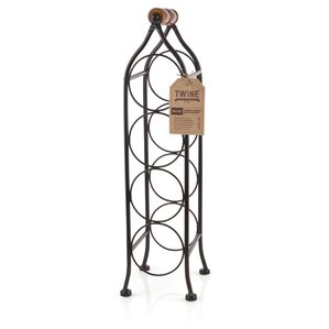 Boulevard 4 Bottle Tabletop Wine Rack by Twine