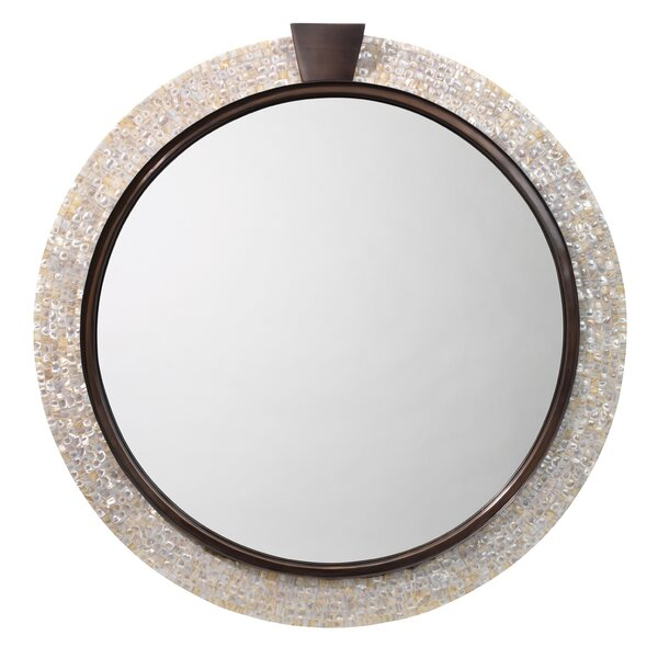bloomsbury market san clemente wall mounted accent mirror wa