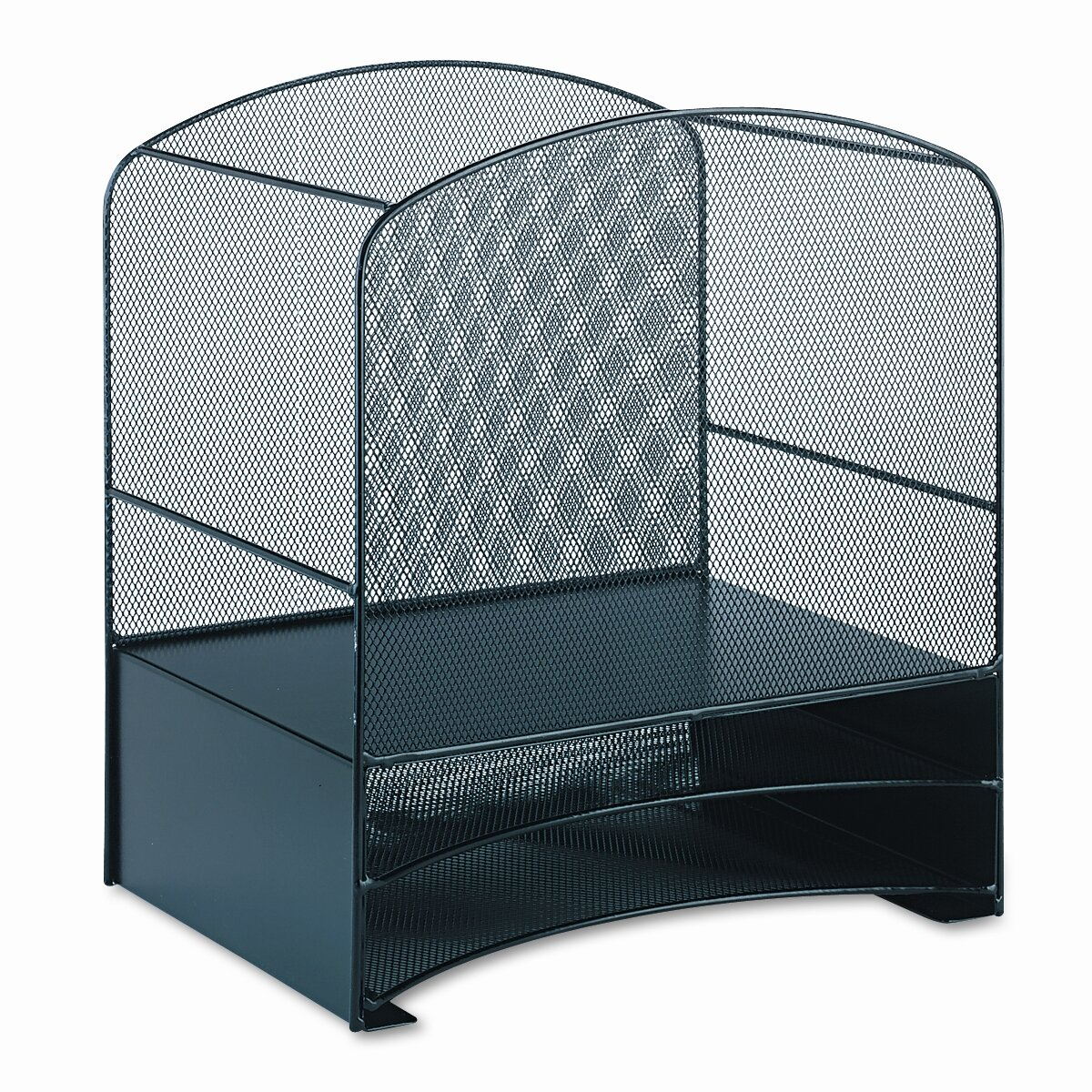 Safco Products Steel Mesh Desktop Hanging File | Wayfair