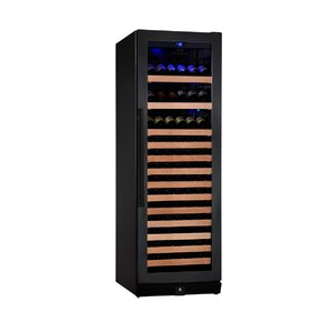 131 Bottle Single Zone Convertible Wine Cellar by Kingsbottle