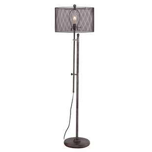 Modern contemporary edison bulb floor lamp allmodern germain 66 floor lamp mozeypictures Image collections