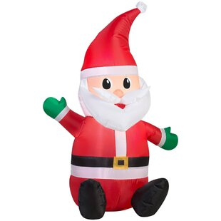 Outdoor Santa Decorations Youll Love Wayfair