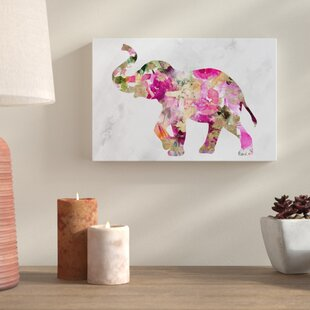 Elephant Wall Art You'll Love in 2019 | Wayfair