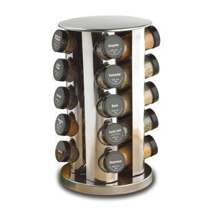 Spice Jars Spice Racks