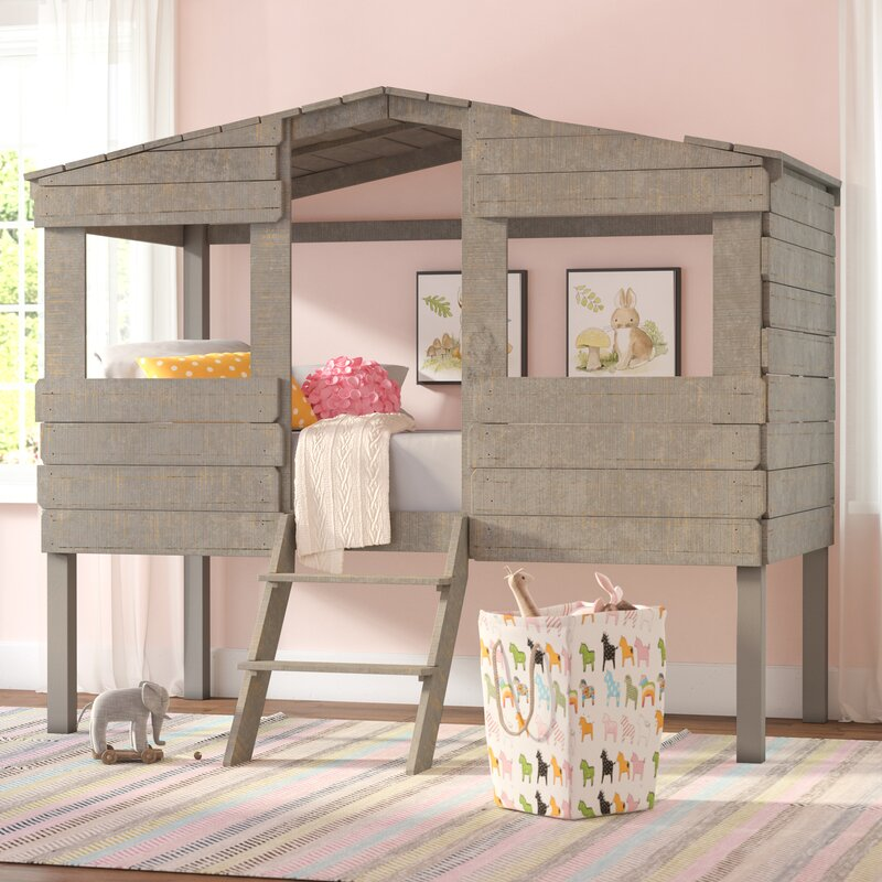 Twin Loft Bed.Mammie Twin Loft Bed