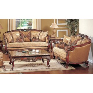 Palliser 2 Piece Living Room Set Floral Sets You ll Love  Wayfair