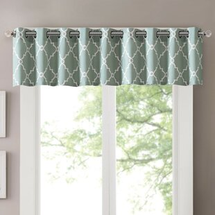Green Valances Kitchen Curtains Youll Love