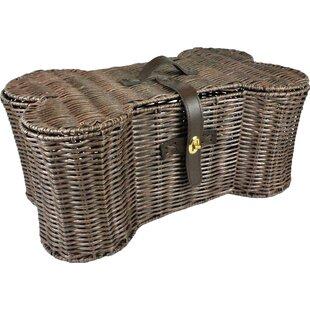 Beau Oakley Pet Toy Basket