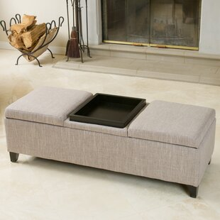 Tray Top Ottomans Poufs Youll Love In 2019 Wayfair