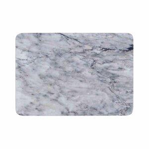 Chelsea Victoria Marble Memory Foam Bath Rug