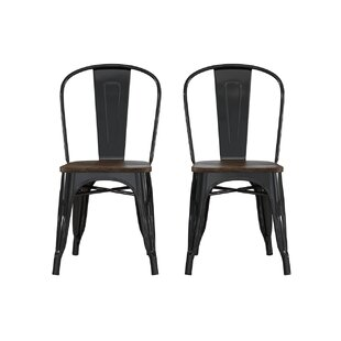 Fortuna Solid Wood Dining Chair Set Of 2