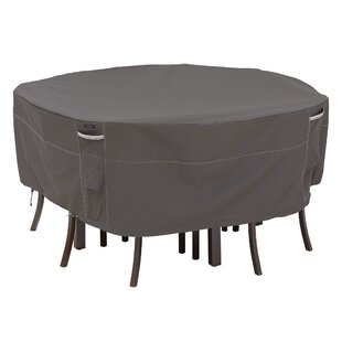 Superieur Water Resistant Round Patio Dining Set Cover