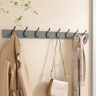 Esson Craftsman Wall Mounted Coat Rack