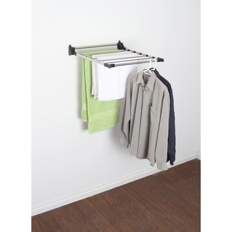 Greenway Indoor Wall Mount Drying Rack
