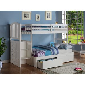 Donco Kids Twin over Full Bunk Bed by dCOR design
