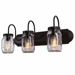 Mason Jar Vanity Light Fixture Wayfair