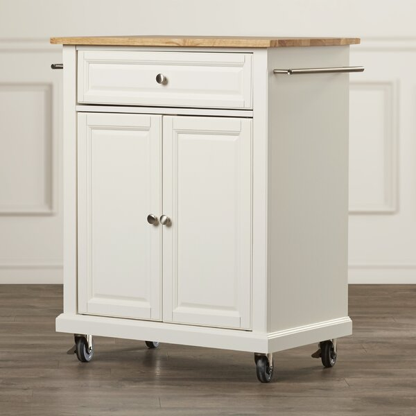 white rolling beyond in natural cart top buy with from drawer carts crosley drawers wood bath bed kitchen island