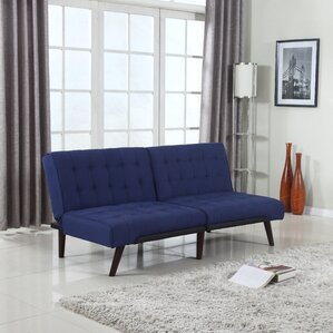 Modern Convertible Sofa by Madison Home USA