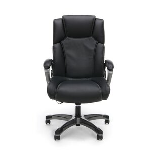 Essentials Heated Mage Executive Chair