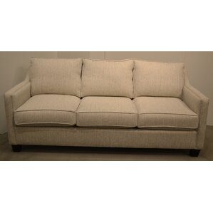Three Cushion-way Handtied Sofa by Carolina Classic Furniture