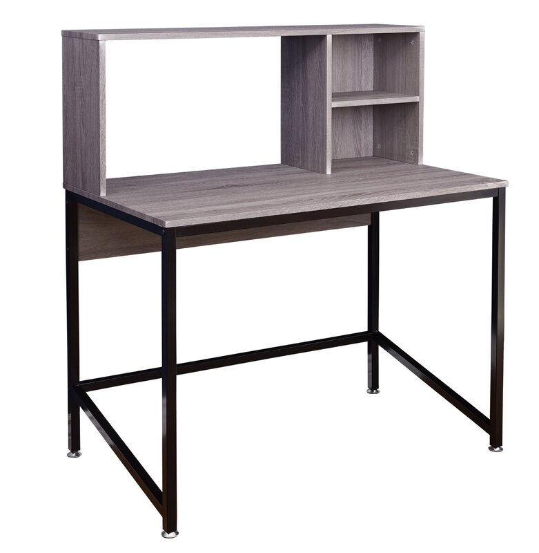 writing desk and hutch Enjoy low warehouse prices on name-brand all desks products skip to main partners desk base, lateral file, two doored hutches, one open hutch and rolling file.