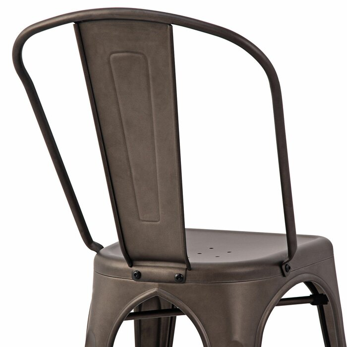 Kermit Stacking Patio Dining Chair